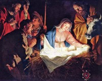 Die Weihnachtsgeschichte in der Bibel