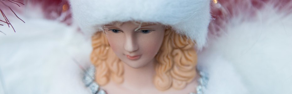 Zur Weihnachtszeit werden besonders viele Engel gesichtet