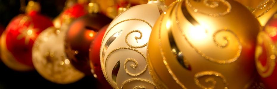 Was wäre ein Weihnachtsbaum ohne Glaskugeln?
