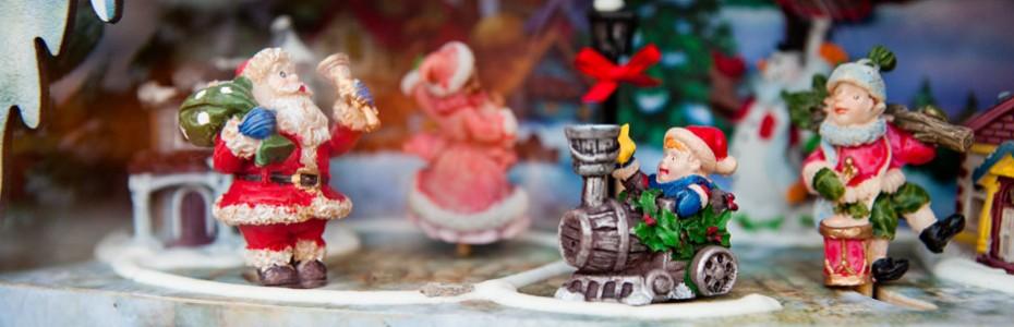 Tanzen Sie fröhlich mit in das Weihnachtsfest